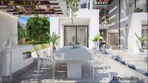 Fotos de la casa de Cristiano Ronaldo en Estepona, Málaga 11
