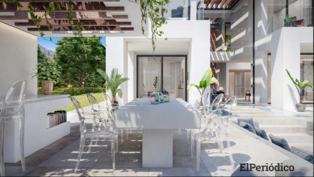 Fotos de la casa de Cristiano Ronaldo en Estepona, Málaga 6