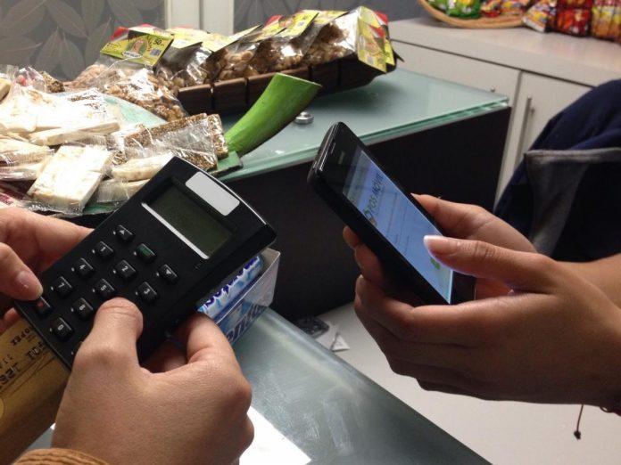 datafono tarjeta visa