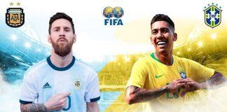 argentina vs brasil 2019