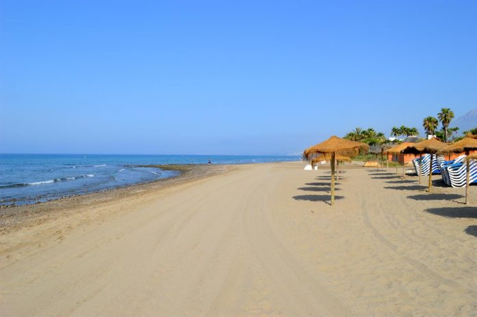 playas marbella