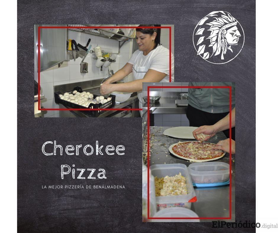 Pizzería Cherokee