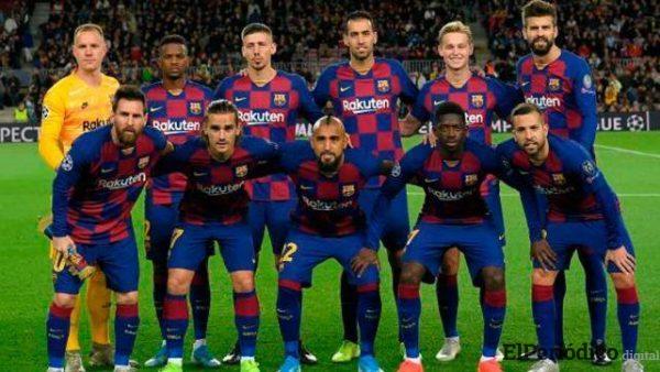 El Barcelona quiere ganar la Liga a como dé lugar 1