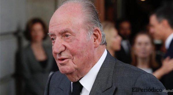 Tras abandonar España, ya se tiene la primera imagen de Juan Carlos I, quien se encuentra en Abu Dabi 1