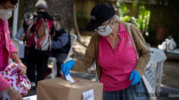 Más de seis millones de personas participaron en la consulta popular que ha sido convocada por la oposición en Venezuela