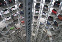 parking de coches