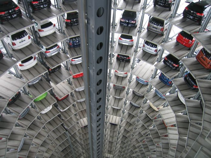 parking de coches