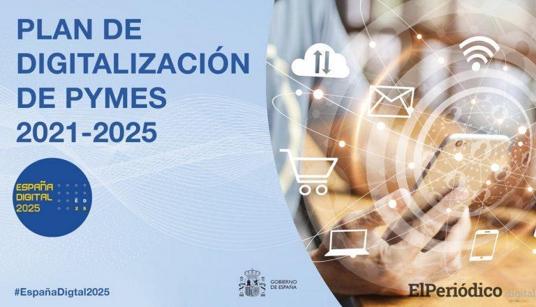 El Gobierno presentó su Plan de Digitalización de Pymes: 4.656 millones de euros que quieren alcanzar a 1,5 millones de Pymes