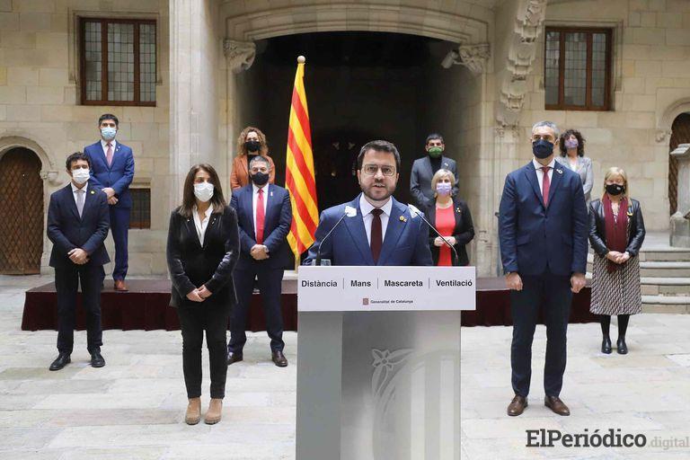 La Justicia mantiene la cita electoral en Cataluña para el próximo 14 de febrero