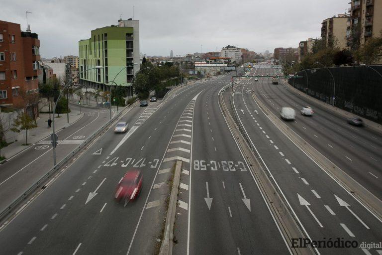 Barcelona con menos accidentes a pesar del aumento de la velocidad