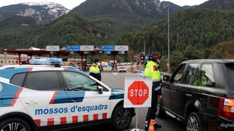 Catalunya va a permitir desde el lunes la movilidad comarcal con el grupo burbuja de convivencia