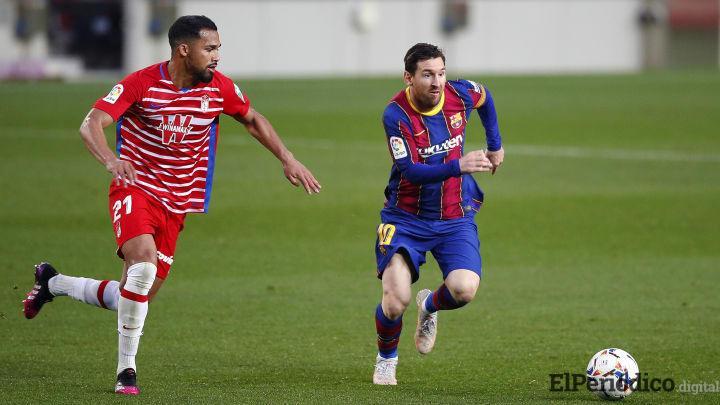 El Barça pierde una oportunidad de oro para colocarse como líder a cinco jornadas del final
