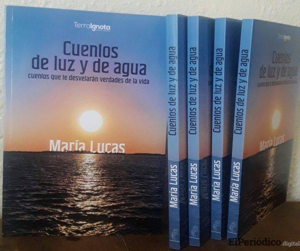 """La escritora María Lucas homenajea a las mujeres que sufren cáncer de mama en su nuevo libro """"Cuentos de luz y de agua"""" 2"""