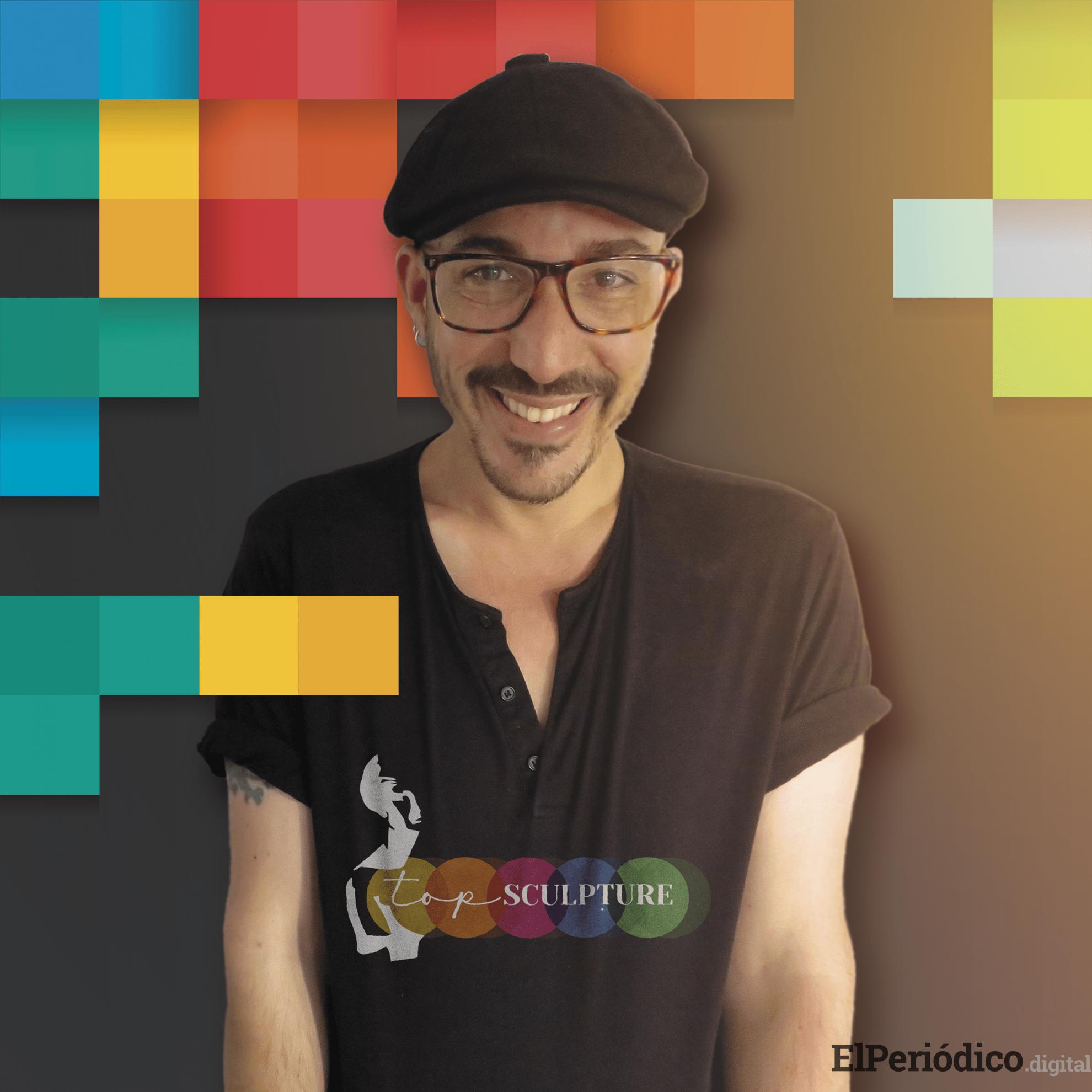 """El Pintor e ilustrador Aarón Izquierdo lleva su colección """"Top Sculpture"""" a Marbella 1"""